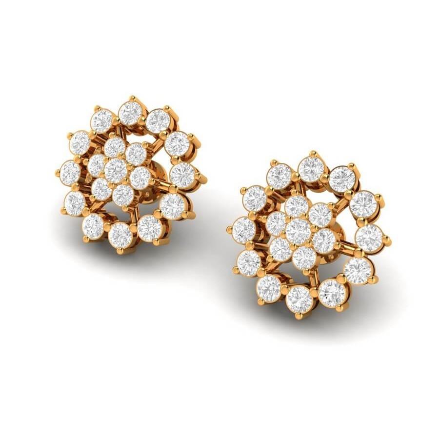 dfca82922b16c Buy Diamond Earrings Online - 500+ Unique Designs   Virani Gems
