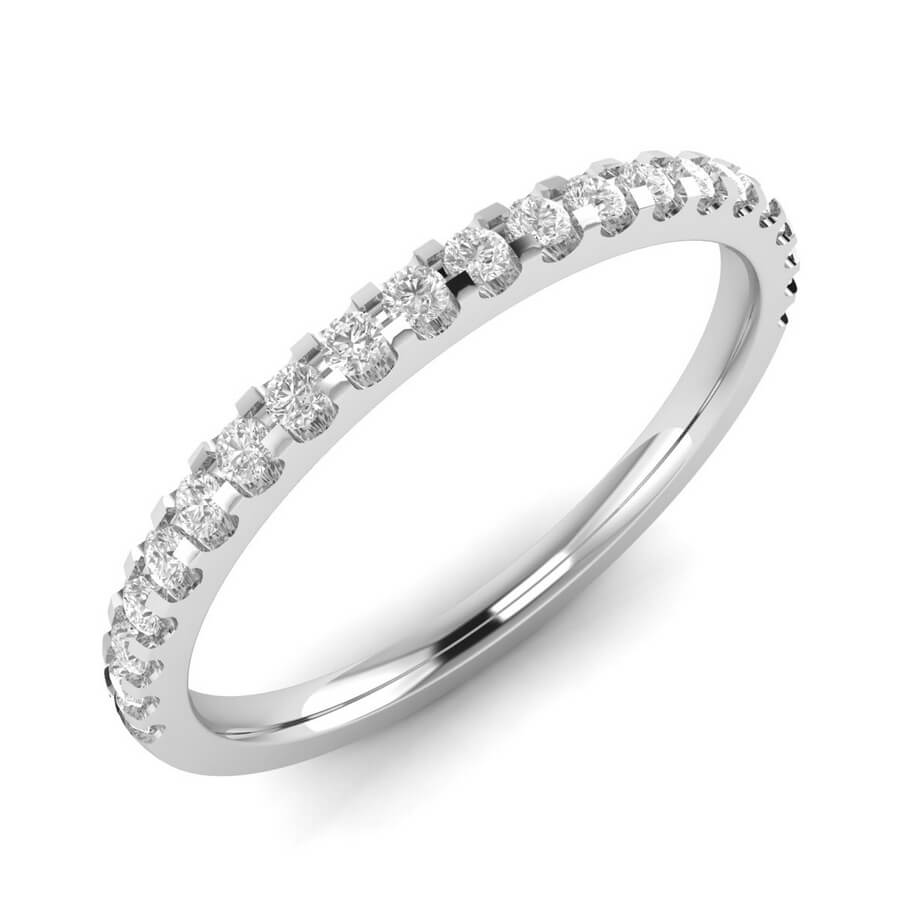 Classic Petite Diamond Band